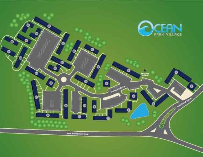 Ocean Park Village Townhomes
