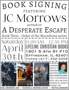 Lifeline Christian Books Flier A