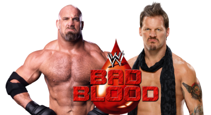 Jericho-Goldberg WWE Bad Blood
