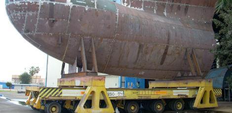 Imagem mostra produção da Cambel na Europa / Reprodução portfólio da empresa