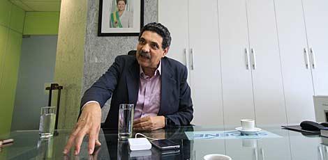 Petista afirma que seu nome é unanimidade na direção nacional do partido para disputar a Prefeitura do Recife / Foto: Ashley Melo/JC Imagem