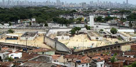 Pernambuco tem um dos piores sistema carcerários do País / JC Imagem