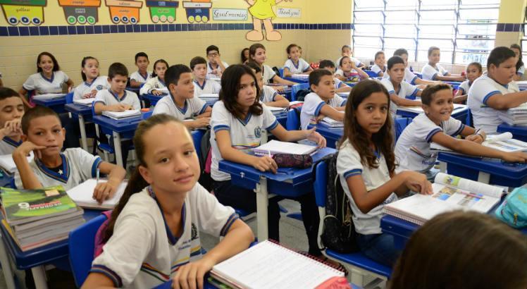 Escola de Flores foi uma das campeãs no Idepe / Alyne Pinheiro/Divulgação