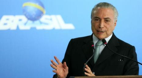 Temer libera R$ 829 milhões às vésperas da segunda denúncia contra ele na Câmara / Foto: ABr