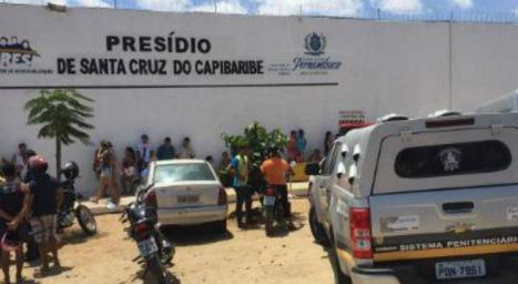Image result for presídio de santa cruz do capibaribe