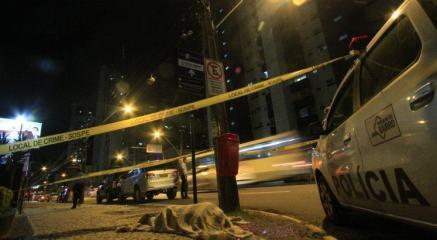 Resultado de imagem para Brasil tem maior número de mortes violentas no mundo, aponta estudo
