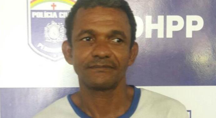 José Roberto da Silva, 47 anos, é o principal suspeito do crime / Foto: Divulgação/ Polícia Civil