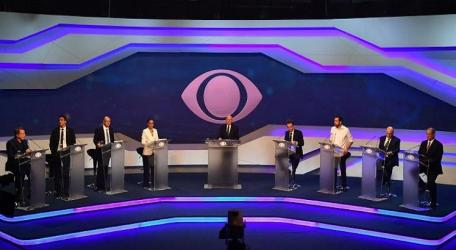 Image result for primeiro debate