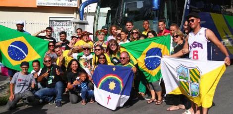 Bolsonaristas devem retornar ao Recife no dia 4 de janeiro / Felipe Jordão/ JC Imagem