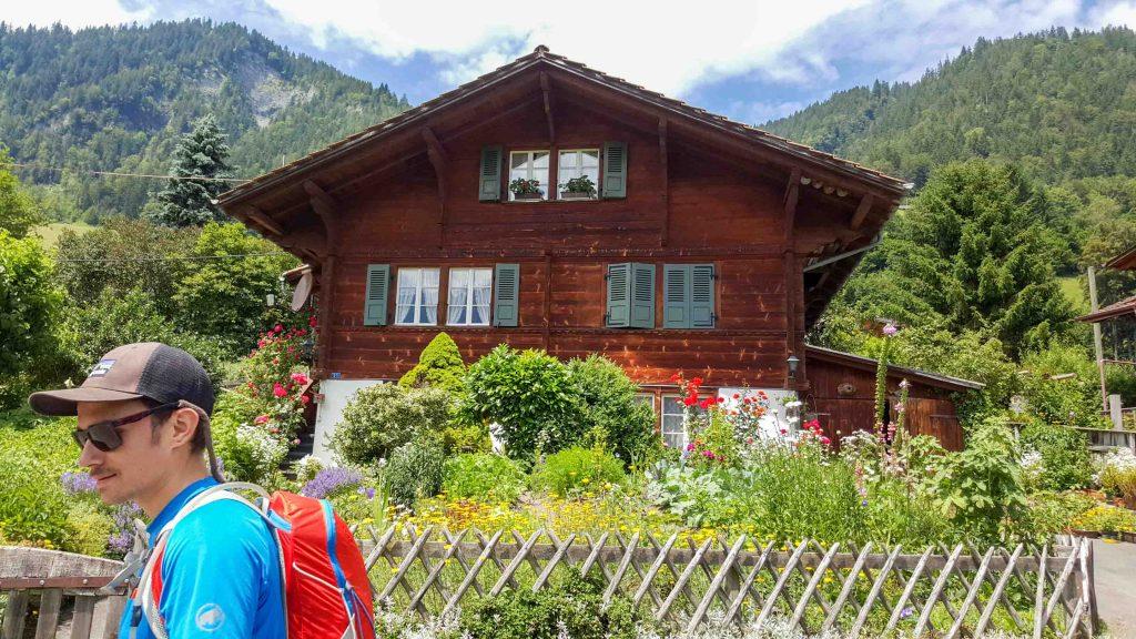 arriving at frutigen – Swiss