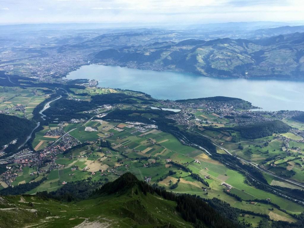 Swiss Alps - niesen