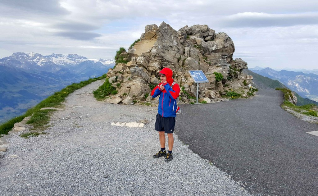 Swiss Alps niesen