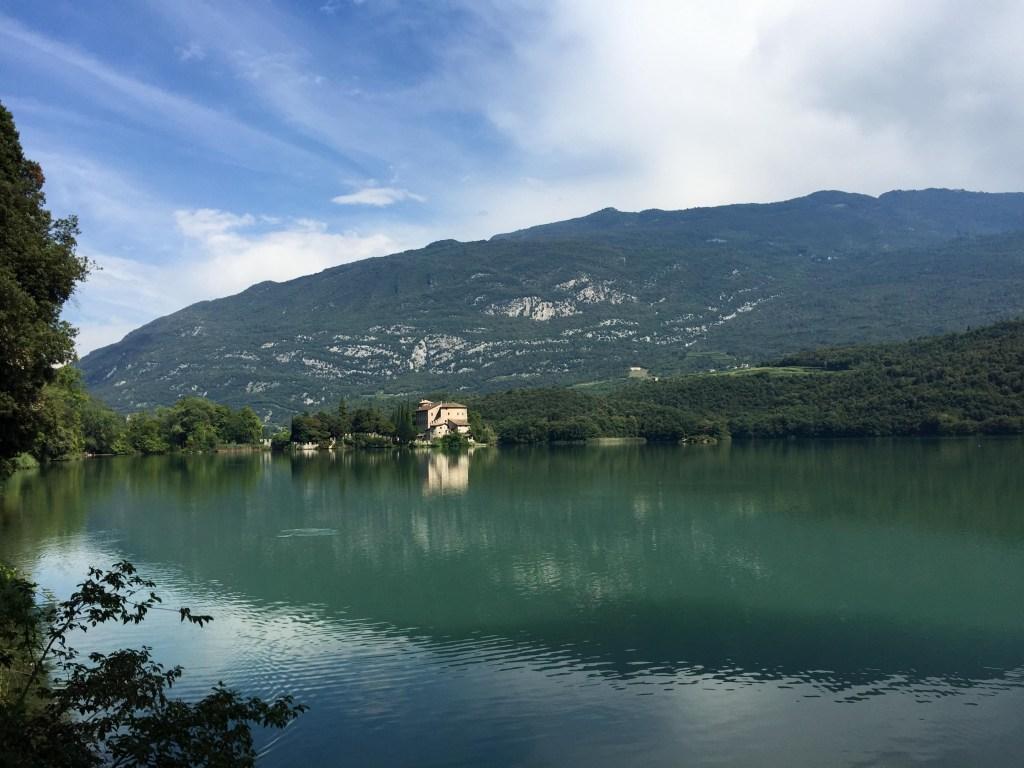 alpes italianos - arco di trento