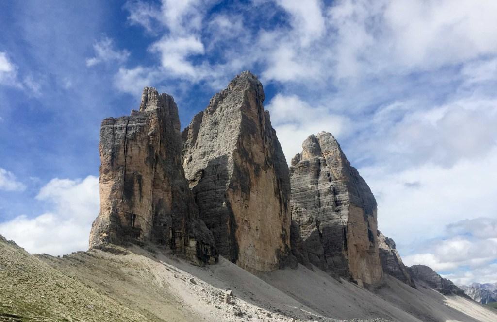 alpes-italianos- tre cime di lavaredo