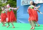 福島朝鮮学校踊り