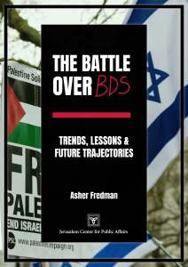 La bataille tous azimuts contre le BDS