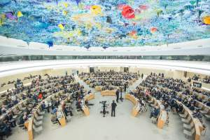 The Human Rights Council, Geneva