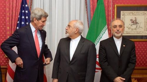 John Kerry, Mohammad Zarif, Ali Salehi