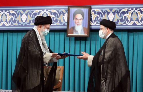 Ali Khamenei, Ebrahim Raisi