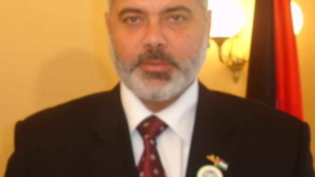 הנאום של מנהיג חמאס החדש