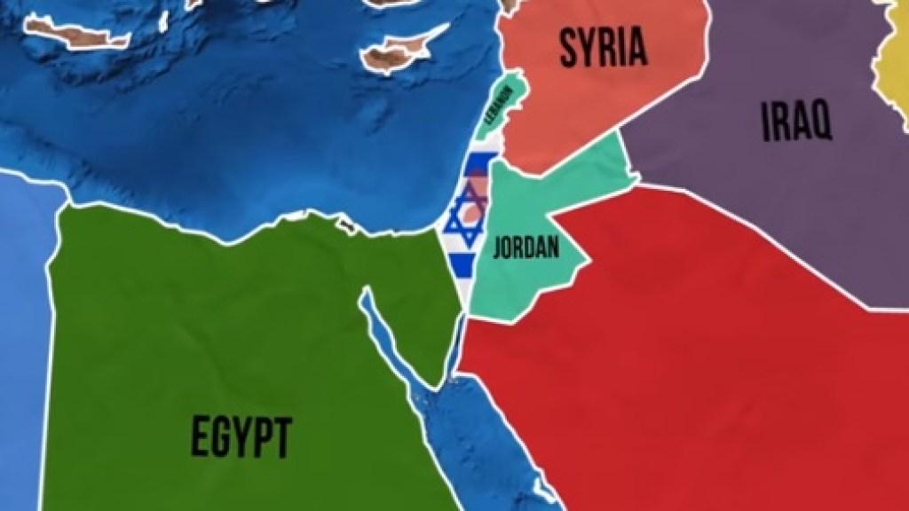 סרטון: המזרח התיכון עולה בלהבות - איך תגן על עצמה ישראל?