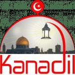 קנאדיל (מנורות) מגדיר עצמו כארגון בין-לאומי, אבל ירושלים בלבּו (מתוך אתר המוסד)