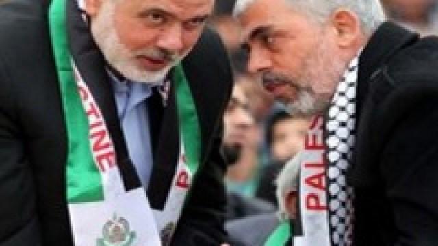 חמאס מתקרבת מחדש לאיראן