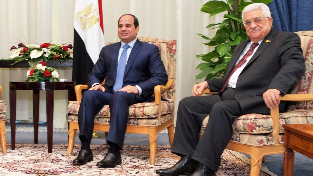 יחסי הרשות הפלסטינית-מצרים לאן?