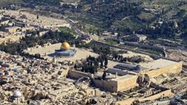 הפיגוע בהר הבית בירושלים - תוצאה של ההסתה