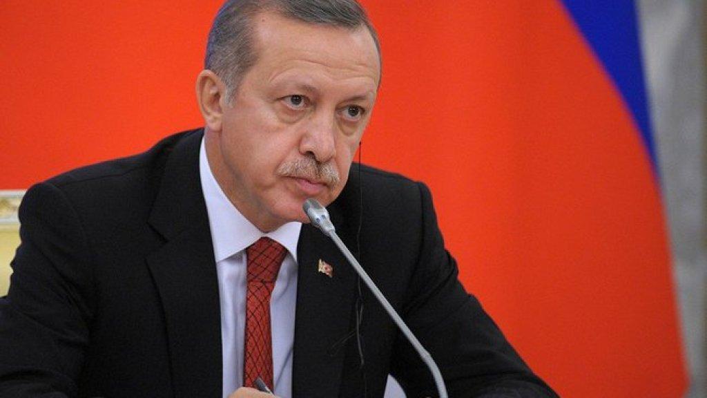 טורקיה: ארדואן חולם, המזרח התיכון דואג