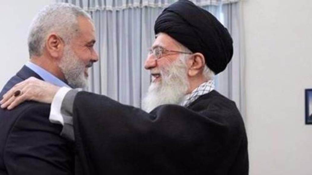 חמאס מהדק קשריו עם איראן