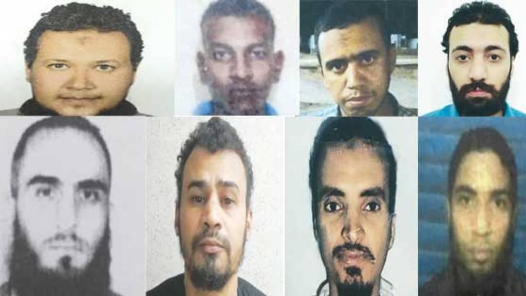 """דאע""""ש מתחזק בתוך מצרים"""