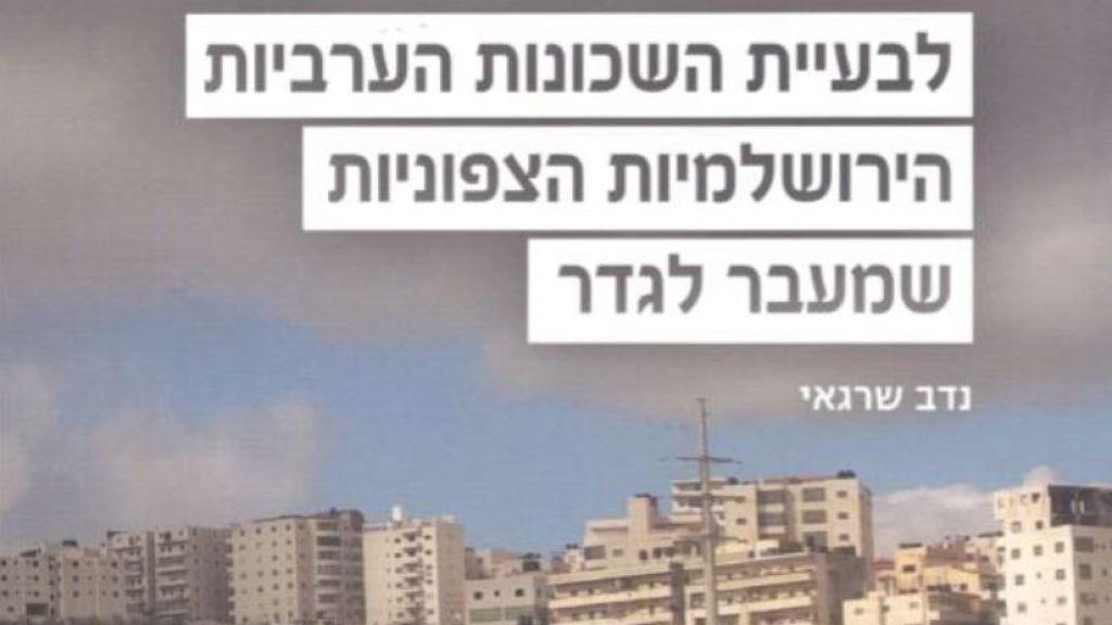 מתווה פעולה לבעיית השכונות הערביות הירושלמיות הצפוניות שמעבר לגדר