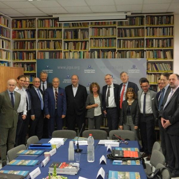 האם ניתן לשנות את יחסי ישראל - אירופה?