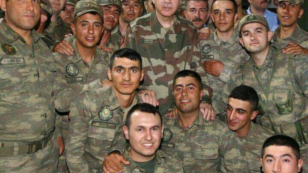 לקראת הבחירות בטורקיה: חזון ארדואן