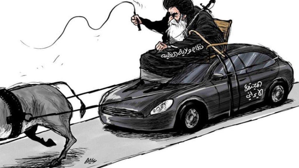 """""""העם האיראני מתוסכל מן ההנהגה שלו"""""""