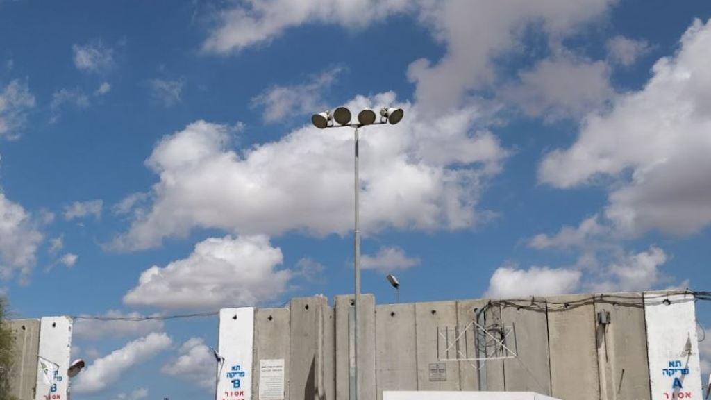 מעבר כרם שלום: לסייע לאזרחי עזה למרות החמאס