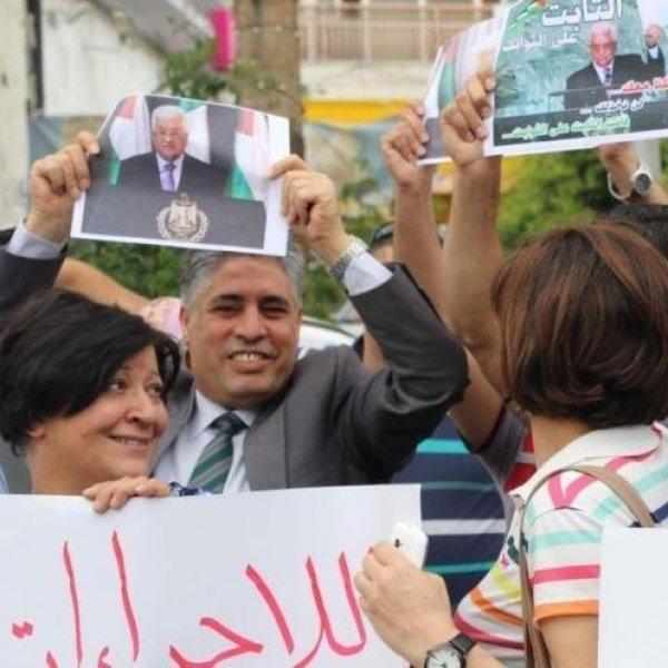 אחרי הרמאדן: החמאס ינסה לערער את שלטון עבאס