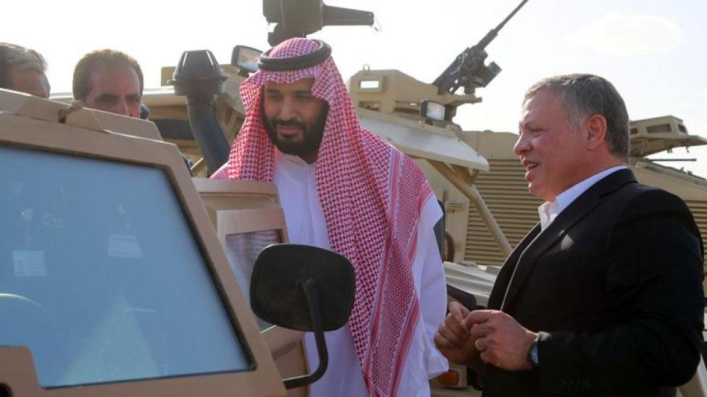 סעודיה מצטרפת למלחמה על המקומות הקדושים בי-ם
