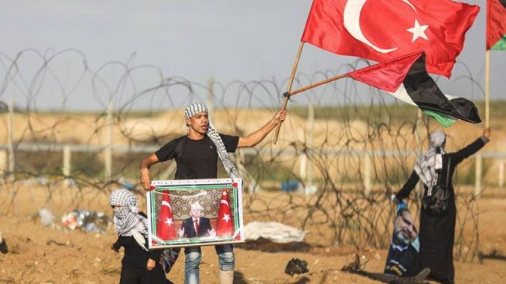 כך טורקיה מגבירה את מעורבותה בירושלים