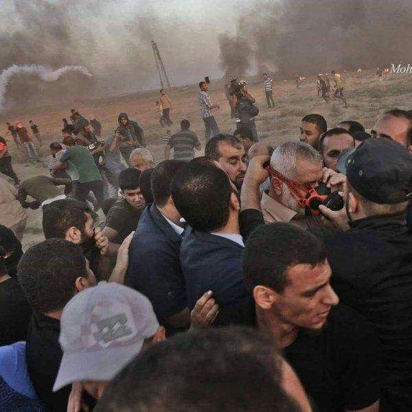 מטרת החמאס - לחץ אלים על ישראל