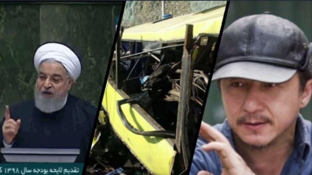 האם ת.ד קשה באיראן וג'קי צ'אן מאיימים על יציבות המשטר?