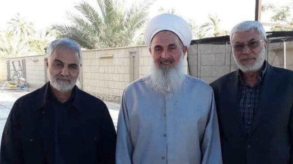 סיורי סולימאני בעיראק