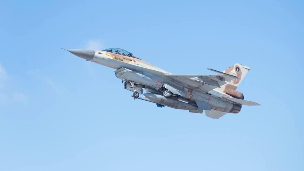 פרסום הפצצות ישראל - מסר לכל הכוחות בסוריה