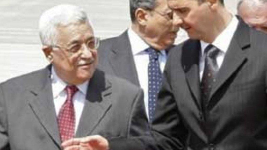 אסד ועבאס: חיבוק של מבודדים