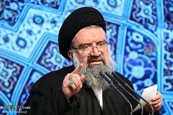 אחמד ח'אתמי, חבר מועצת המומחים ודרשן יום השישי של טהראן