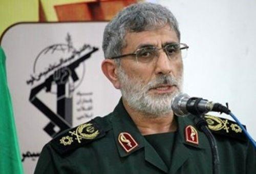 (סגן מפקד כח אלקדס : ליווינו את אסד לטהראן, מקור https://www.mojnews.com)