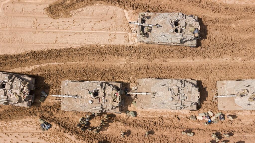 האם לישראל ולחמאס אין זהות אינטרסים?