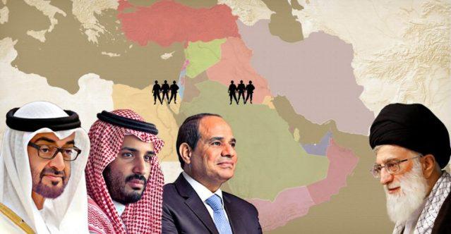 הקואליציה הערבית - סונית נגד איראן מתפוררת? // צילום: : eipss-eg.org