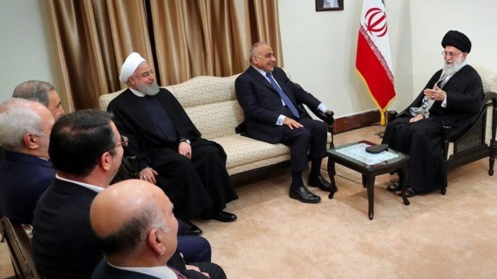 איראן פועלת להוצאת הכוחות של ארה